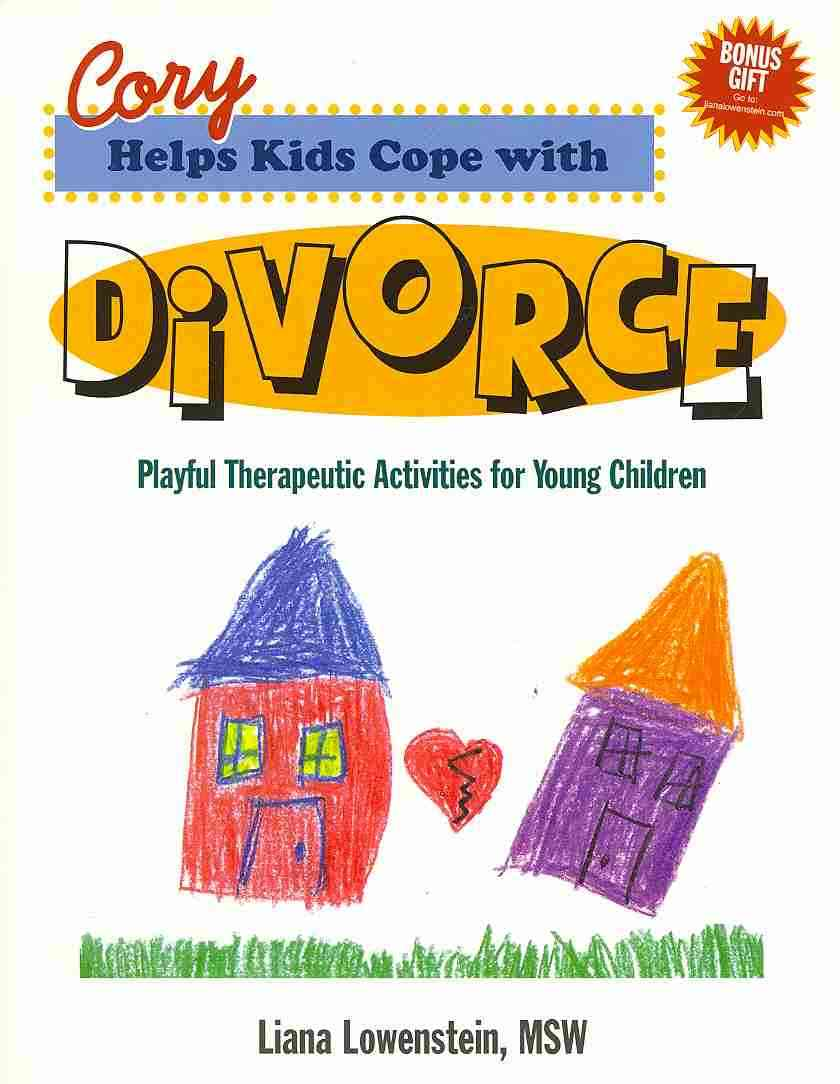Cory Helps Kids Cope With Divorce By Lowenstein, Liana
